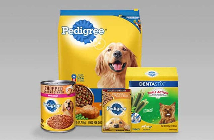 غذای حیوانات خانگی شرکت مارس