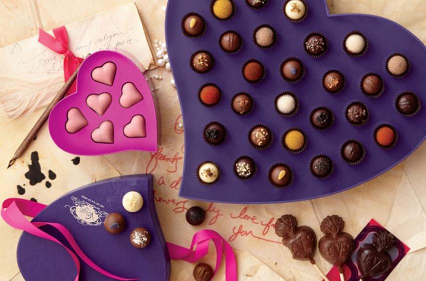 شکلات Vosges Haut