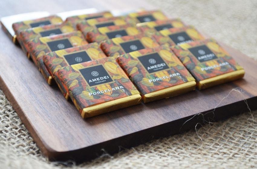 شکلات گران قیمت Amedei Porcelana